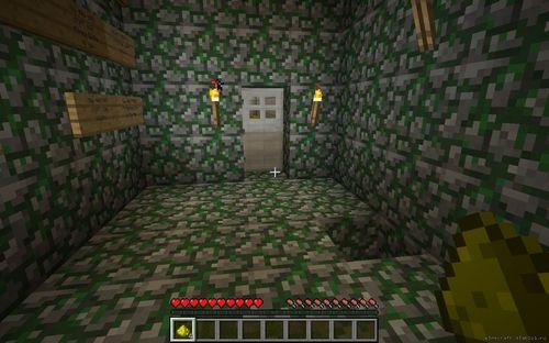 Блок глины minecraft