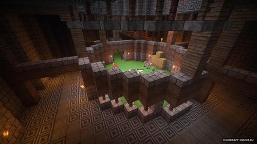 Cair Paravel Map 1.8.8/1.8 minecraft