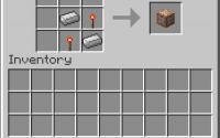 Command Block Recipe [1.7.10]