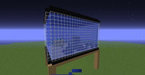Fish Tank Survival minecraft