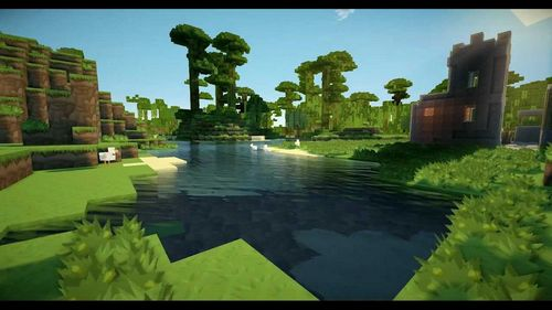 GLSL Shaders [1.4.2] minecraft