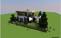 Городской дом Постройка для Майнкрафт