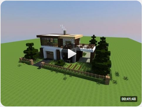 Городской дом Постройка для Майнкрафт minecraft