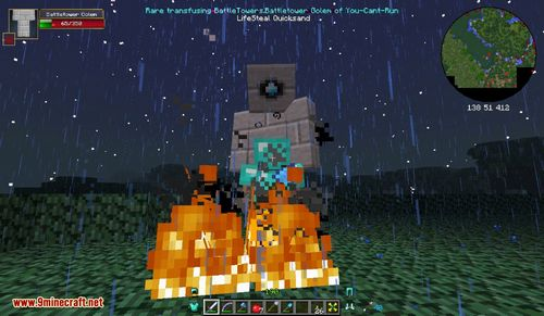 Infernal Mobs Mod minecraft