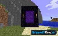 Как сделать портал в ад в игре Майнкрафт / Minecraft