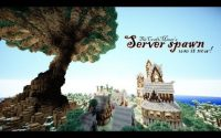 Карта Minecraft Spawn для minecraft