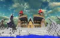Карта Morrowind-Arena-By-Kevot для Minecraft 1.6.2