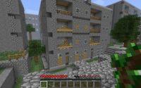Карта на выживание - Город постапокалипсиса для Майнкрафт