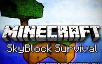Карта на выживание: SkyBlock 2.0 для minecraft