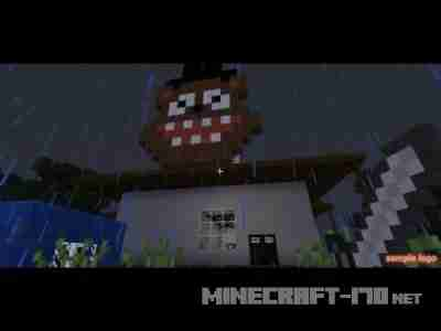 Карта Ночь с Фреди Крюгером - Five Nights at Freddy's 2 Horror для minecraft 1.8.1 minecraft