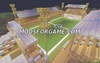 Карта Олимпийский стадион для minecraft