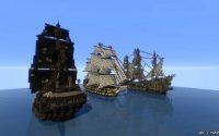 Карта «Пираты» Для Minecraft