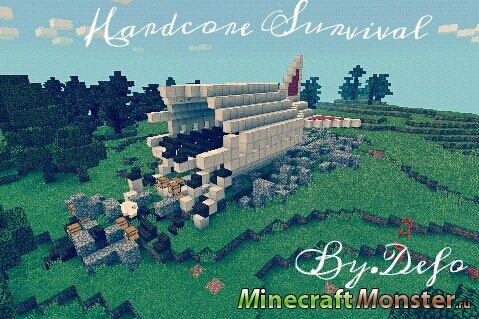 Карта: Батут для minecraft minecraft
