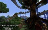 Карта: Секретный лес для minecraft