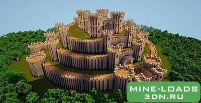 Карта Морской круиз для Minecraft minecraft