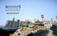 Карта Статуя Assassin´s Creed для Minecraft