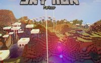 Карта Супер паркур для minecraft 1.5.2
