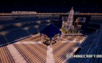 Карта Winterhold Arena для minecraft