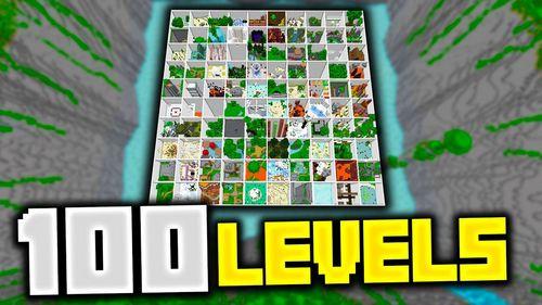 Longest Parkour для Minecraft [1.11.2]
