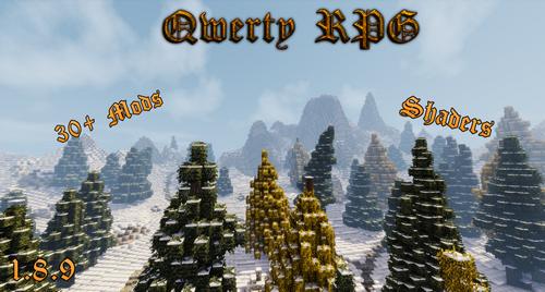 Майнкрафт 1.8.9 сборка - Выживание RPG [30 модов]