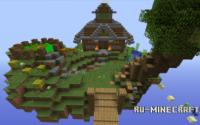 Minecraft Custom Island Home! для minecraft