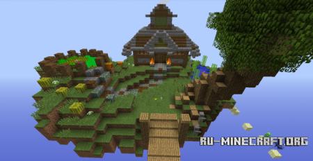Minecraft Custom Island Home! для minecraft minecraft