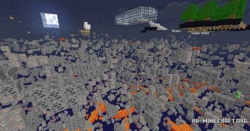 Осьминог minecraft