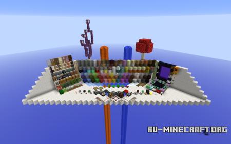 Ресурспак Skyrim для minecraft 1.8 minecraft
