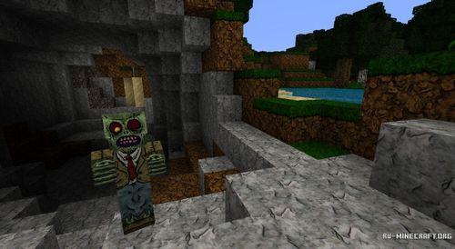 Ресурспак BetaBox [16х] для Minecraft 1.8.1 minecraft