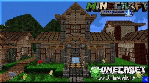 Ресурспак Realistic Adventure [64x] для майнкрафт 1.8.8/1.8/1.7.10 minecraft