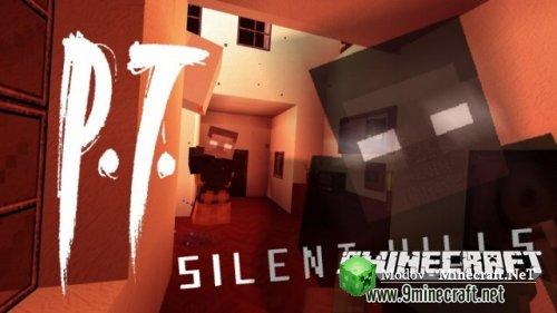 Ресурспак Silent Hills HD [256x] для minecraft 1.8.6/1.8 minecraft
