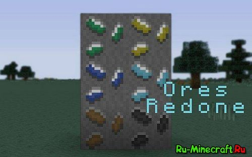 Ресурспак The RC Pack v2.2 [32x] для minecraft minecraft