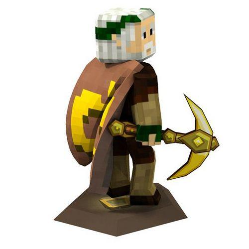 Скин Джеба (Jeb) для майнкрафта minecraft