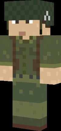 Скин Флек Джекея   FlackJK для Майнкрафт minecraft
