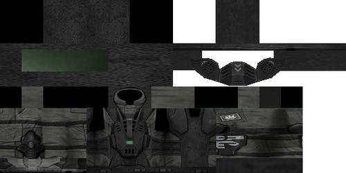 СКИН HOLAGRAM DARK WOLF minecraft