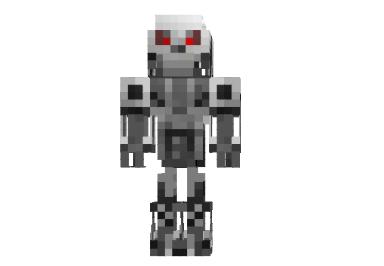 Скин Робот для Майнкрафт майнкрафт