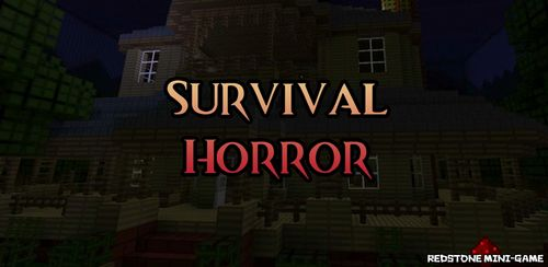 Survival Horror minecraft