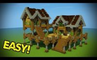 The epic building minecraft #2