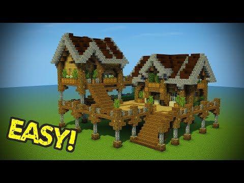 The epic building minecraft #2 minecraft