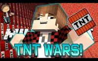 TNT Battles [Карта Minecraft]