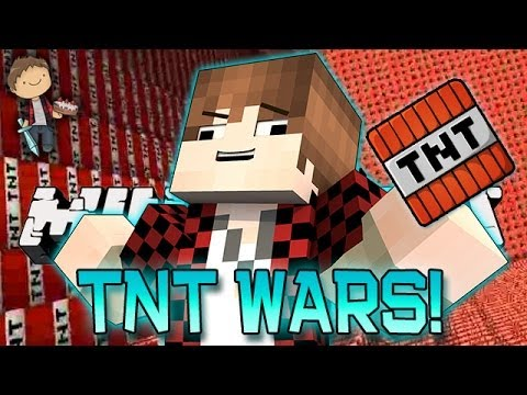 TNT Battles [Карта Minecraft] minecraft