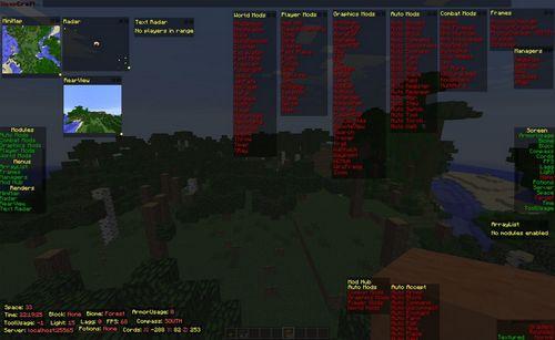 WeepCraft minecraft
