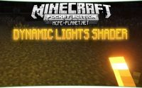 Dynamic Lights [1.5] - плавное и красивое освещение