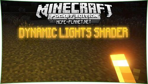 Dynamic Lights [1.5] - плавное и красивое освещение minecraft
