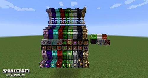 Ebon Arts Mod minecraft