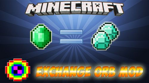 Exchange Orb Mod minecraft