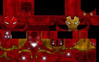 HD скин Железного Человека