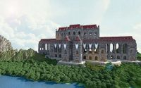 Карта Dawn of Helios by Hydraxus для Minecraft 1.6.2
