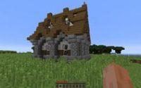Карта Japanese Castle new для Minecraft