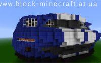 Карта Машина времени для minecraft